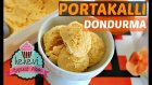 Portakallı Dondurma Tarifi / Doğal Olarak Renklendirdim.. Ayşenur Altan Yemek Tarifleri