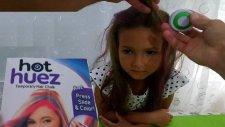 Saç Boyama Tebeşiri  , Eğlenceli Çocuk Videosu