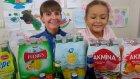 Soda Challenge,maden Suyu Challenge De Denebilir ::)) Eğlenceli Çocuk Videosu