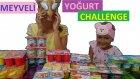 Yoğurt Challenge Yoğurtlar yarışıyor , Eğlenceli çocuk videosu