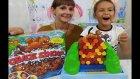 Geveze Sincap Bu Kez Çok Eğlenceli Bir Oyuncak Bulduk, Çocuk Videosu