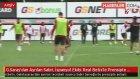 G.Saray'dan Ayrılan Sabri, İspanyol Ekibi Real Betis'le Prensipte Anlaştı