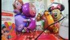 Helyum Gazı , Dev Balonlar Şişirdik, Eğlenceli Çocuk Videosu