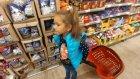 Jelibon Challenge Alışveriş Videosu , Eğlenceli Çocuk Videosu