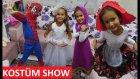 Kostüm show,elifin tüm kostümleri,en güzeli hangisi ? eğlenceli çocuk videosu