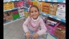 Lokum challenge alışveriş, eğlenceli çocuk videosu