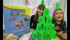Matrax Speed Cup Eğlenceli Bardak Oyunu Kutusu Açtık, Çocuk Videosu