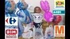 Olurmu Olur ::)) Ayran-Kefir Challange İçin Market Alışverişi Eğlenceli Çocuk Videosu