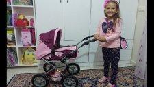 Oyuncak Bebek Arabası ve Elifin Heyecanı , Eğlenceli Çocuk Videosu