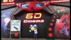 ÖZDİLEK 8 D SİNEMA KEYFİ ÇILGIN TAKSİ eğlenceli çocuk videosu