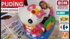 puding challenge için alışveriş,BİM ŞOK A101 migros carrefour, eğlenceli çocuk videosu