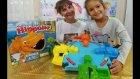 Tonton hippolar suaygırı oyuncağını açtık çok eğlendik, zevkli bir oyun, çocuk videosu