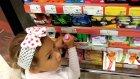Topitop challenge için alışveriş yaptık, Eğlenceli çocuk videosu