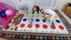 Twister Elif Ve Annesi Twister Oynuyor, Eğlenceli Çocuk Videosu , Toys Unboxing