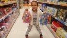 Antalya Erasta AVM gezintisi, eğlenceli çocuk videosu, alışveriş