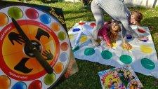 Bahçede Twister Oynadık, Eğlenceli Çocuk Videosu