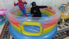 Batman ve Spiderman Zıplama Havuzunda, Eğlenceli Çocuk Videosu