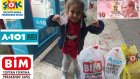 BİM ŞOK ve A101 den 10 TL ile neler alınır, eğlenceli çocuk videosu, alışveriş
