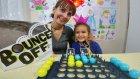 Bounce-Off Oyuncak Kutusu Açtık, Çok Eğlendik, Eğlenceli Çocuk Videosu