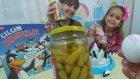Cezalı oynadık Çılgın Penguenler, eğlenceli çocuk videosu