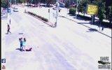 Çorum'da Yaşanan Garip Trafik Kazası