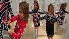 Elife Soğuk Havalar İçin Kıyafet Alışverişi Yaptık Yine Çok Zor Seçtik, Eğlenceli Çocuk Videosu