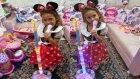Elife yeni kostüm mini mouse , eğlenceli çocuk videosu