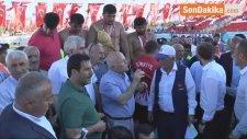 Erzurum'da Başpehlivan Fatih Yaşarlı Oldu