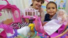 Gelin Barbie , Toys Unboxing