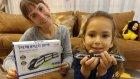 Güneş enerjisi ile çalışan tren yaptık , eğlenceli çocuk videosu , toys unboxing