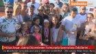 Hülya Avşar, Adına Düzenlenen Turnuvada Sporculara Ödüllerini Verdi