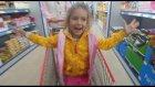 meyve suyu challenge alışveriş , eğlenceli çocuk videosu