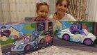 My little pony araba ve gözlük set, eğlenceli çocuk videosu, toys unboxing