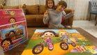 Niloya Dev Puzzle Bimden Aldığımız Oyuncak Açtık , Eğlenceli Çocuk Videosu