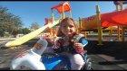 Parkta drone uçurmaya çalıştık, eğlenceli çocuk videosu