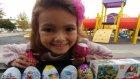 Parkta Sürprizler Açmaca, Elsa Kinder Cosby Toy Box, Eğlenceli Çocuk Videosu