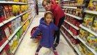Reçel Challange İçin Alışveriş Yaptık, Bu Kadar Çeşit Tahmin Etmemiştik , Eğlenceli Çocuk Videosu
