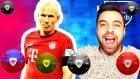Robben Ilk Kez Sahada ! Top Açılımı Pes 2017 My Club