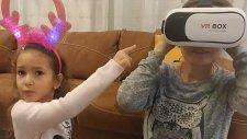 Vr Box 3d Gözlük , Çok Eğlendik , Eğlenceli Çocuk Videosu , Toys Unboxing