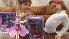 YENİ Magic Angel uçan peri oyuncak kutusu açtık, eğlenceli çocuk videosu , toys unboxing