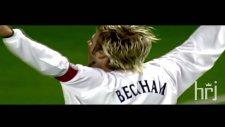 1993 - 2013 David Beckham'ın En İyi Golleri