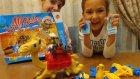Ali Baba ve Devesi eğlenceli güzel oyuncak, açtık oynadık, çocuk videosu, toys unboxing