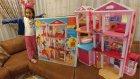 Barbie rüya evi aksesuarlarını tamamlıyoruz, eğlenceli çocuk videosu