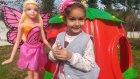 Elif güneşi görünce müthiş sürprizleri bahçede açmaya karar verdi, eğlenceli çocuk videosu