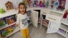 Elifin oyuncakları , elifin odasını ve tüm oyuncaklarını gezdik , eğlenceli çocuk videosu
