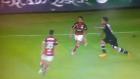 Everton Ribeiro, rakibinin aklını aldı