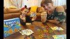 Rings Up, Kim Doğru Renkleri Hızlı Dizerse Kazanır, Eğlenceli Çocuk Videosu, Toys Unboxing