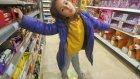 Sütlü içecek Challange alışveriş videosu ,Eğlenceli çocuk videosu