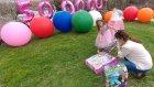 500.000 abone kutlamasına nasıl hazırlandık , Eğlenceli çocuk videosu