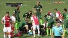 Abdelhak Nouri'nin Maç Esnasında Kalp Krizi Geçirmesi
